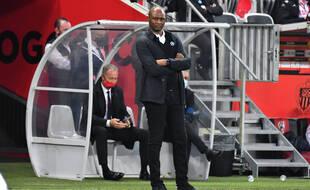 Patrick Vieira a signé pour trois ans à Crystal Palace.