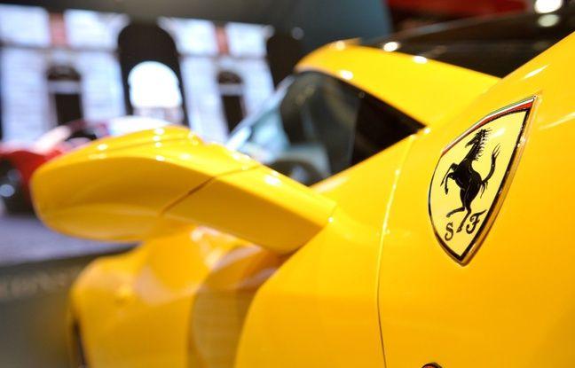 Brésil: La police démantèle une usine clandestine qui fabriquait de fausses Ferrari et Lamborghini