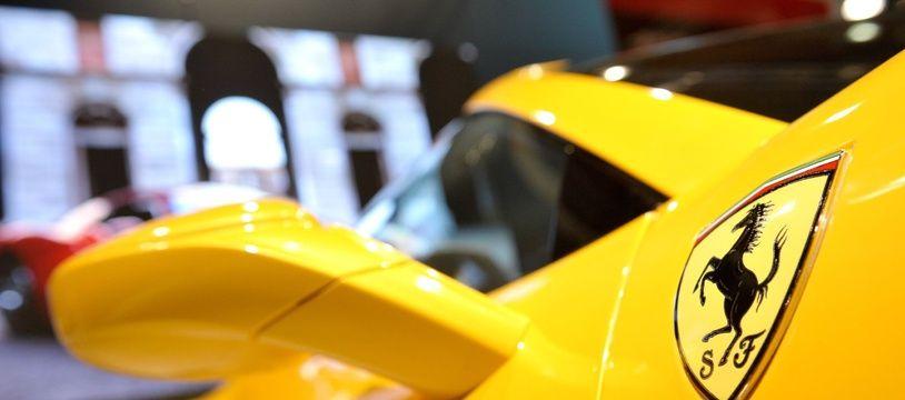 De fausses Ferrari étaient assemblées dans une usine au Brésil (illustration).
