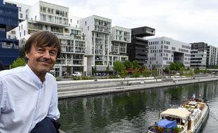 Nicolas Hulot était en déplacement ce lundi 26 juin 2017 à Lyon.