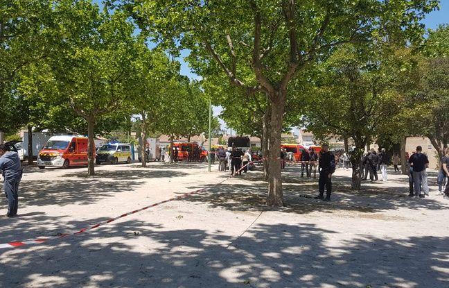 Un taureau a percuté plusieurs personnes, à Vergèze, ce dimanche.