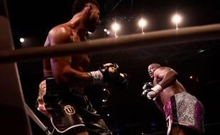 Tony Yoka face à son deuxième adversaire en pro