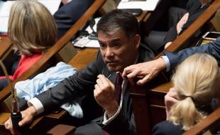 Olivier Faure est premier secrétaire du Parti socialiste depuis début 2018.