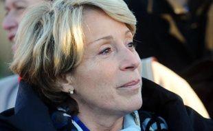 Brigitte Barèges, la maire LR de MontaubaN.