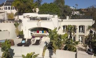 La villa des « Anges de la téléréalité », pour leur dixième saison à Los Angeles.