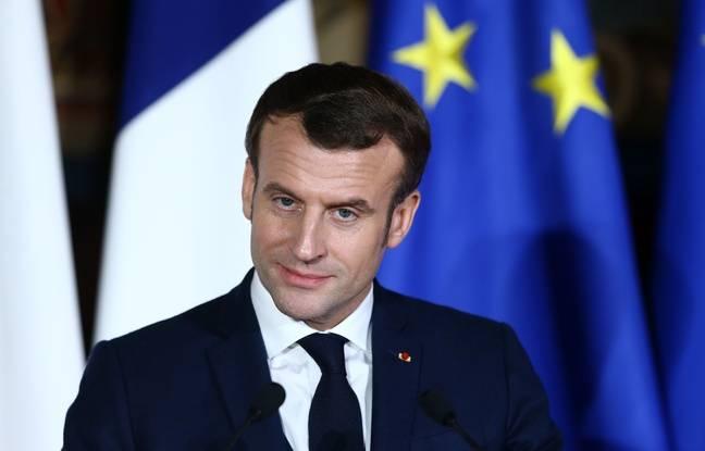 Coronavirus: Emmanuel Macron consulte avant son allocution de jeudi soir