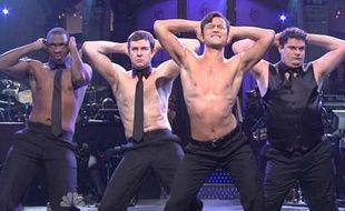 JosephGordon-Levitt en guest star du «Saturday Night Live» en septembre 2012