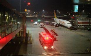 Image d'illustration de l'aéroport d'Istanbul.