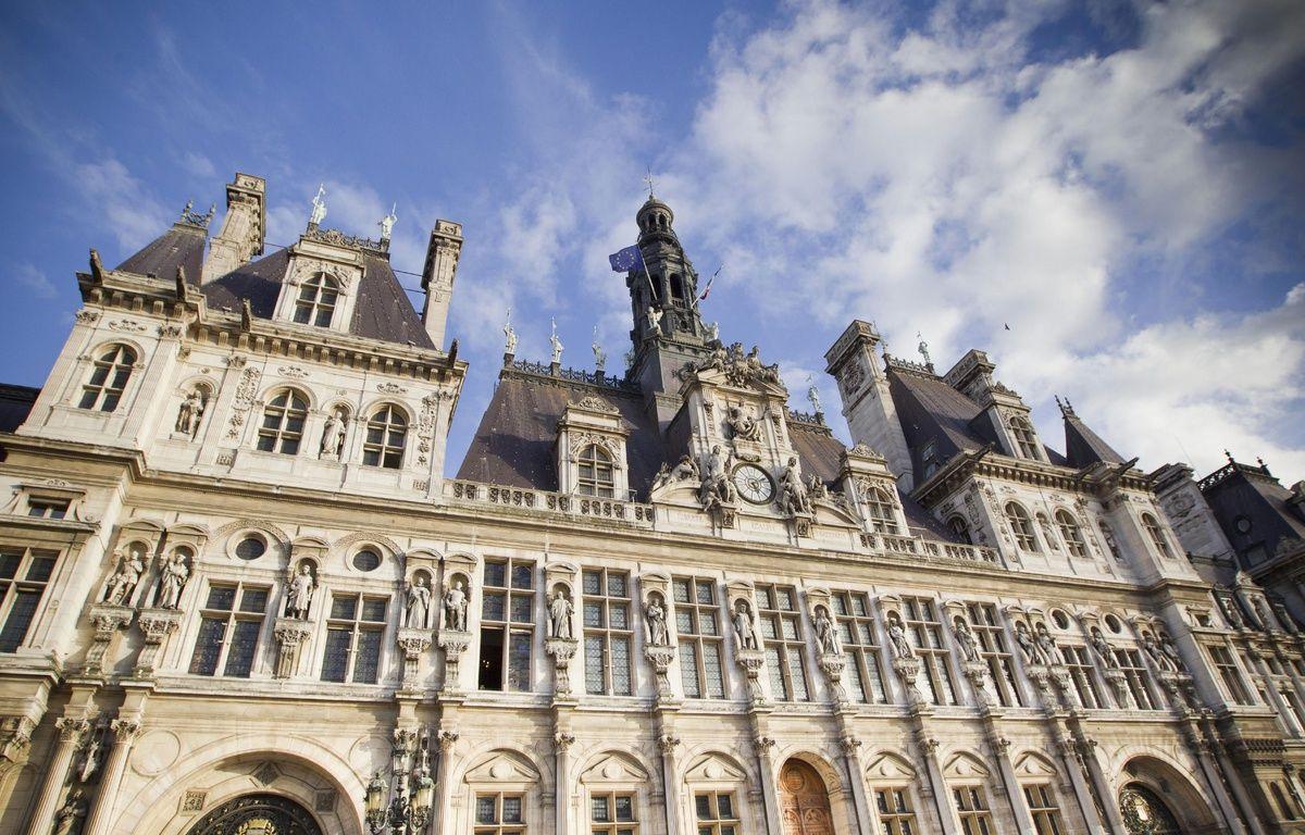 Illustration de la mairie de Paris. – 20 MINUTES/SIPA