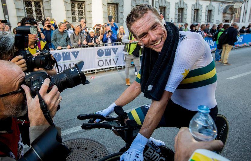 Tour de France 2019: Inquiétude autour de Rohan Dennis, qui a disparu du peloton en pleine étape