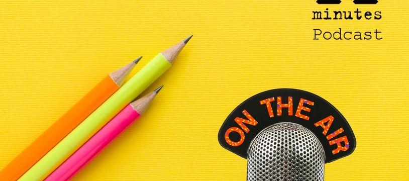 Illustration de crayons de papier
