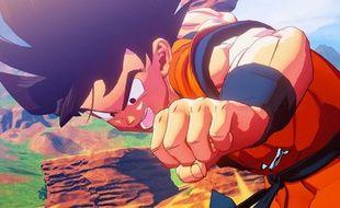 Goku, le héros culte de mangas, animés et aussi jeux vidéo, est de retour dans l'action-RPG «Dragon Ball Z Kakarot»