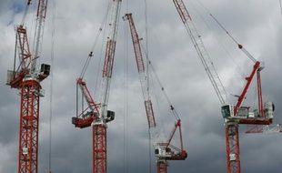 Les entreprises du bâtiment espèrent voir leur activité s'améliorer à l'horizon du début 2016