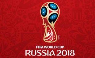 Le logo officiel de la Coupe du monde 2018 a été présenté le 28 octobre 2014.