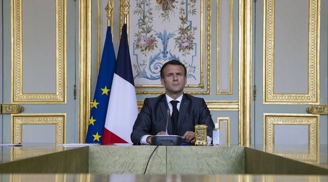 Emmanuel Macron arrivé au Tchad pour les funérailles de Déby