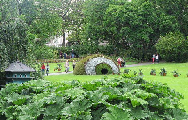 Nantes: Les nouvelles créations de Ponti sont arrivées au Jardin des ...