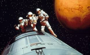 Le film Mission To Mars de Brian de Palma.