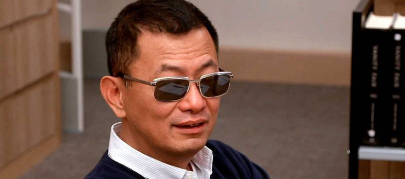 """Wong Kar-wai, ici dans le documentaire """"The First monday in may"""", sorti l'an passé."""