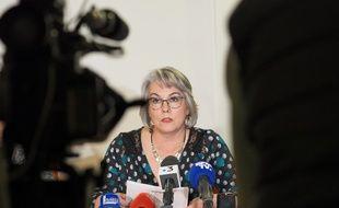 L'ex Gilet jaune Jacline Mouraud était candidate à un poste de maire aux élections municipales à Bohal, dans le Morbihan.