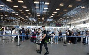 L'aéroport Paris-Orly le 26 juin 2020.