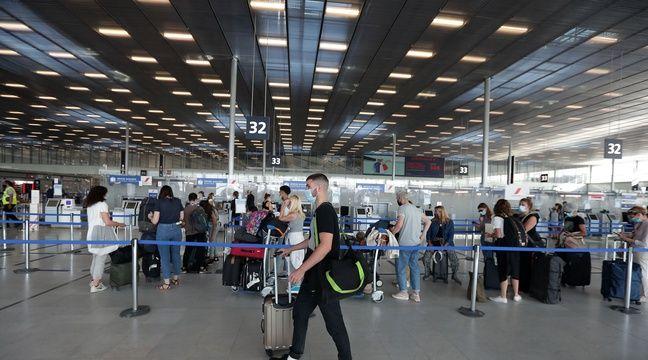 Coronavirus : Fermeture du terminal 4 de l'aéroport d'Orly pour une durée indéterminée - 20 Minutes
