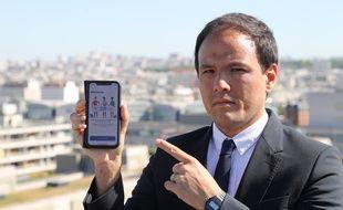 Cédric O appelle un maximum de Français à télécharger l'application StopCovid, qui sera disponible à partir du 2 juin.
