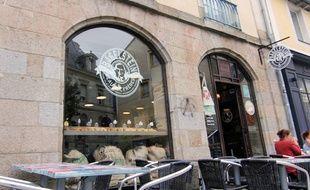 La franchise Bagelstein a ouvert son restaurant en 2015 à Rennes.