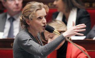 Nathalie Kosciusko-Morizet, le 31 janvier 2012, à l'Assemblée nationale.