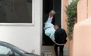 La victime était inconnue des services de police. Elle venait d'entrer dans un bar situé au rond-point de Mazargues.