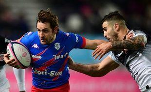 Nicolas Sanchez et le Stade Français ont remporté le premier clasico depuis quatre ans.