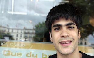 Tristan Sadeghi, 17 ans, a finalement pu s'inscrire sans condition au lycée parisien Maurice-Ravel (20e).