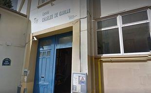 Le lycée professionnel Charles-de-Gaulle