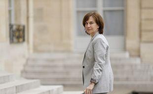 La ministre des Familles, de l'Enfance et des Droits des femmes Laurence Rossignol