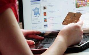 Illustration d'un achat en ligne