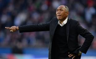 Antoine Kombouaré a quitté Lens pour rejoindre Guingamp.