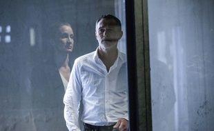 Bruno Wolkowitch dans Borderline, téléfilm d'Olivier Marchal attendu prochainement sur France 2