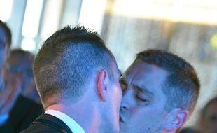 Le 29 mai, Vincent et Bruno  Boileau-Autin se mariaient.