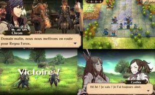 Le jeu vidéo «Fire Emblem Awakening» sur Nintendo 3DS.