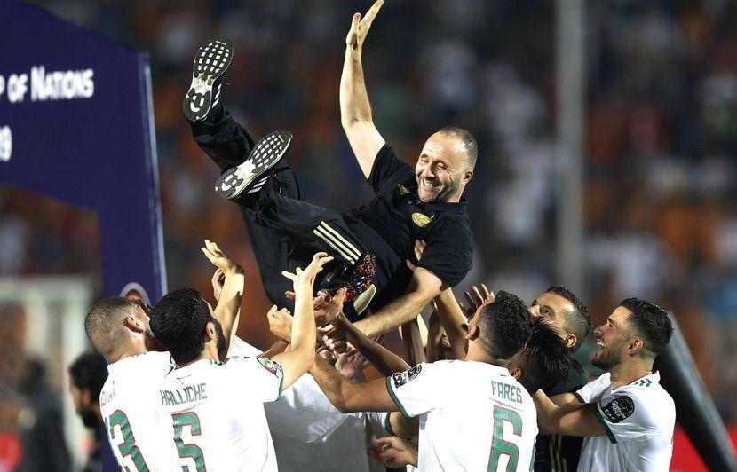 CAN 2019: Djamel Belmadi est «très heureux pour toute la nation» après la victoire de l'Algérie