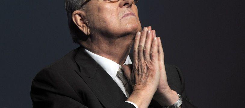 Jean-Marie Le Pen, illustration.