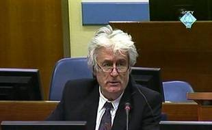 L'ancien chef politique des Serbes de Bosnie Radovan Karadzic a été acquitté jeudi, à l'issue de la présentation des éléments de preuve de l'accusation, de génocide dans des municipalités de Bosnie-Herzégovine par le Tribunal pénal international pour l'ex-Yougoslavie (TPIY).