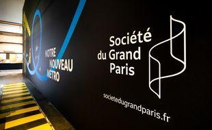 Les déchets provenaient de chantiers du Grand Paris (illustration).