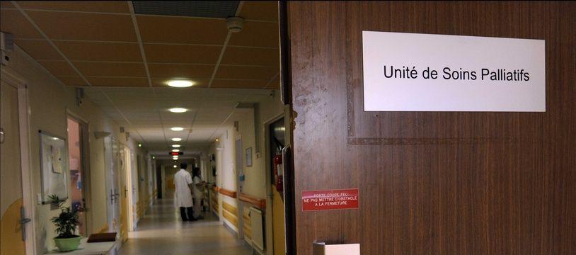 Les médecins de l'hôpital de Pontoise étaient favorables à l'arrêt des soins.