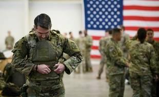 Des militaires américains, mais ici aux Etats-Unis. (illustration)
