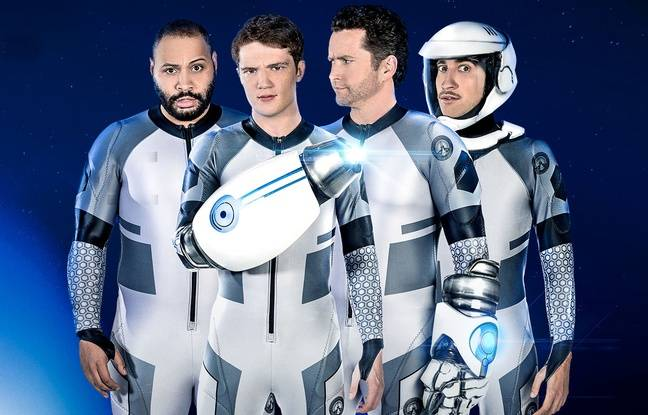 Le film «Lazer Team», sur YouTube Red, est produit par Rooster Teeth.