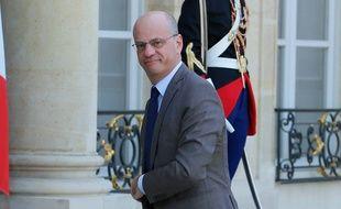 Jean-Michel Blanquer, ministre de l'Education nationale, le 30 avril 2019.