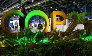 L.a COP25 a été déplacée au dernier moment à Madrid, en Espagne.