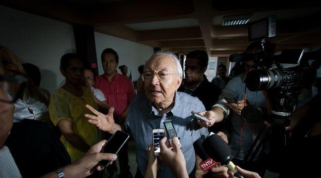 La candidature de Gaston Flosse refusée à Papeete