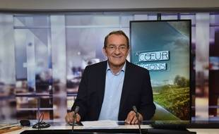 Jean-Pierre Pernaut présente le 13 heures de TF1 depuis le 22 février 1988