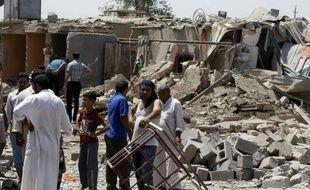 """L'Etat islamique d'Irak (ISI), branche d'Al-Qaïda, a revendiqué la vague d'attentats qui a fait 113 morts lundi, assurant qu'il s'agissait là du début de la nouvelle """"campagne militaire"""" lancée par son chef Abou Bakr al-Baghdadi."""